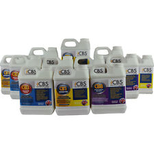12x CENTRAL HEATING INSTALLER PACK - INHIBITOR-RADIATOR FLUSH CLEANSER CHEMICALS