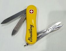 Wenger - Evolution 18 - Breitling Yellow - Swiss Army Knife - Multi-Tool - 16908
