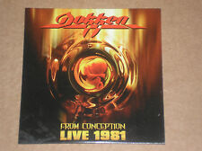 DOKKEN - FROM CONCEPTION: LIVE 1981 - CD PROMO