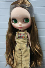 "Takara 12"" Neo Nude Brown hair Blythe doll From Factory  JSW2006"
