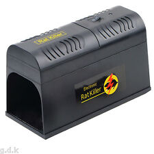 Electronic rat trap, rat zapper, electric mouse / rat trap,Rodent Repeller,ZAP