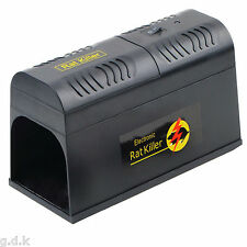 ELECTRONIC RAT TRAP, Rat Zapper, ELECTRIC Mouse / trappola, roditori Repeller, Zap