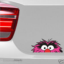 (120) Tier Peeper Sticker Aufkleber Stickerbomb Turbo VAG JDM Sesamstrasse