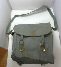 BRITISH 37 PAT RAF SMALL BACKPACK WEBBING PACKS ROYAL AIR FORCE  1950s