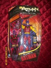BATMAN UNLIMITED PLANET X BATMAN