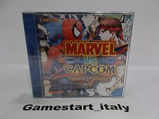 MARVEL VS CAPCOM (SEGA DREAMCAST) NEW SEALED VERY RARE PAL DC