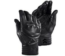 Under Armour Tactical Knuckle Hard Protection Touchscreen Leather Gloves L
