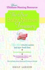 The Best Baby Names Treasury: Your Ultimate Naming Resource
