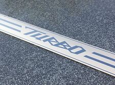 Opel Speedster Turbo Einstiegsleisten NEU Original Opel Ersatzteil *RAR* VX220 T