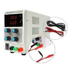 STP3005 30V 5A Adjustable Variable Digital DC Regulated Power Supply Lab Grade