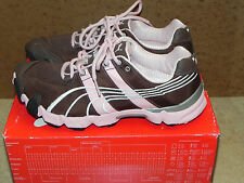 PUMA COMPLETE 100 TRAIL RUNNING SHOES PINK & BROWN WOMEN'S Sz. 9, UK 6.5, EUR 40