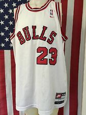 VTG�� Nike Michael Air Jordan Chicago Bulls Flight 8403 XXL 2XL Sewn Jersey 1984