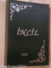 INCIL Yeni Yasam Yayinlari 1997 Nuovo Testamento in turco Libro biblica libro di