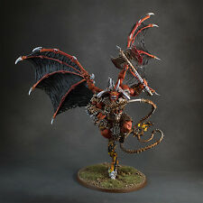 Warhammer Age Of Sigmar Daemons of Khorne Bloodthirster Unfettered Fury Painted