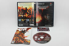 Dirge of Cerberus: Final Fantasy VII (Sony PlayStation 2, 2006)