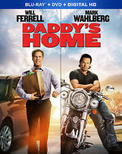 Daddy's Home (Blu-ray/DVD, 2016)