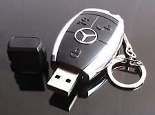 Mercedes Benz Auto clave 8 Gb Usb 2.0 Flash Drive Memory Stick Pendrive De Regalo