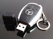 Mercedes Benz Car Key 8GB USB 2.0 Flash Drive Memory Stick Pendrive Gift