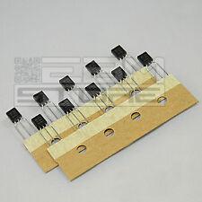 10 pz BC337 BC337-40 TRANSISTOR NPN 50V 0,8A- ART. CY07