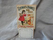Stewart and Young's 2002 Calendar Advertising Gallery Graphics