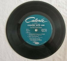 "Caloric Music For Cooking With Gas Harry Fields Quintet 7"" 33"