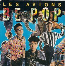 """45 TOURS / 7"""" SINGLE--LES AVIONS--BE POP / GUITARE ESPAGNOLE--1986"""