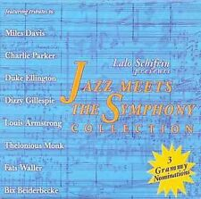 Jazz Meets Symphony Collection by Lalo Schifrin (Composer) (CD, Aug-1999, 5...