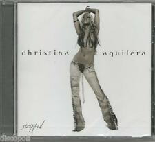 CHRISTINA AGUILERA - Stripped - LIL' KIM CD 2002 SIGILLATO SEALED