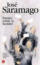 Ensayo sobre la lucidez Narrativa Punto de Lectura Spanish Edition
