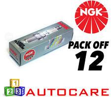 NGK LASER PLATINUM SPARK PLUG Set-confezione da 12-numero parte: pfr5g-11 NO 2647 12PZ