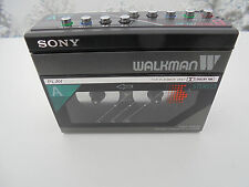 Vintage Sony WM-W800 Walkman double cassette corder player, Stereo (Rare)