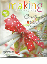 MAKING, BEAUTIFUL CRAFTS FOR YOUR HOME, NOVEMBER, 2011 ( COUNTRY STYLE )