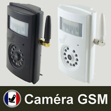 alarme camera gsm 3G wifi video securite videosurveillance mms
