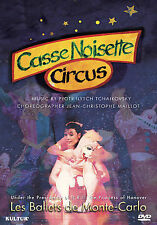 Casse Noisette Circus - Monte Carlo DVD BRAND NEW SEALED