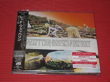 2014 LED ZEPPELIN Houses of The Holy  JAPAN DIGI SLEEVE 2 CD DELUXE EDITION