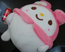 MY MELODY GIANT PLUSH - AUTHENTIC JAPAN - STUFFED ANIMAL DOLL TOY - NWT
