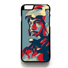 Iron Man Jarvis Marvel Plastic Phone Back Case For iPhone 5/5s 6/6s iPod Touch