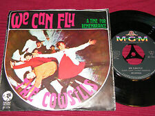 THE COWSILLS We Can Fly & A Time For Remembrance / German 60s SP MGM 61174