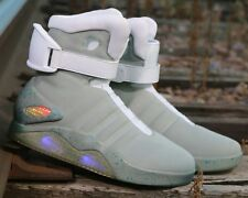 BACK TO THE FUTURE universal studios licensed AIR MAG sz 10/11 auto nike adapt