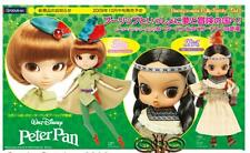 Pullip Disney Peter Pan Byul Tiger Lily 2 Doll Set NRFB P-003 B-301 Groove 2009