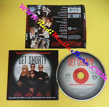 CD SOUNDTRACK Get Shorty 529 310-2 EUROPE 1995 no lp mc dvd(OST4)