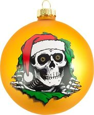 Santa Ripper Limited Powell Peralta Skateboards Christmas Tree Ornament NEW 2016