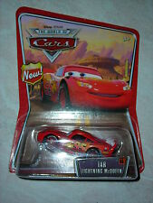 CARS DISNEY TAR FLASH MCQUEEN BLISTER THE WORLD OF CARS