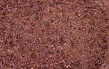 1/2 Ounce Natural No Dye Natural Red Ruby Jewelry Craft Inlay Powder 2mm & Less
