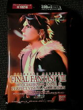Final Fantasy VIII 8 Card Triple Triad CARDDASS Pack BOOSTER CCG TCG NEW SEALED
