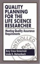 Quality Planning for the Life Science Researcher: Meeting Quality Assu-ExLibrary