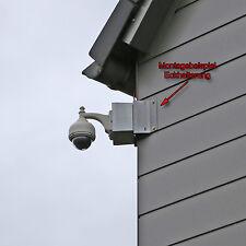 Halterung für Überwachungskamera PTZ IP Dome Kamera Halter Ecke Eckhalterung