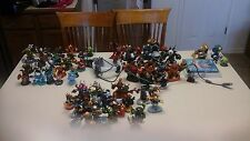 LOT OF 97 SKYLANDERS ITEMS INCLUDES ACTION FIGURES/GAMES/PORTAL 2011-2014