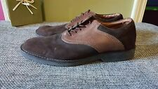 Suede & Leather BASS Shoes size 11.5
