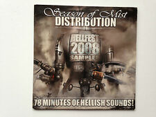 CD SEASON OF MIST DISTRIBUTION HELLFEST 2008 SAMPLER
